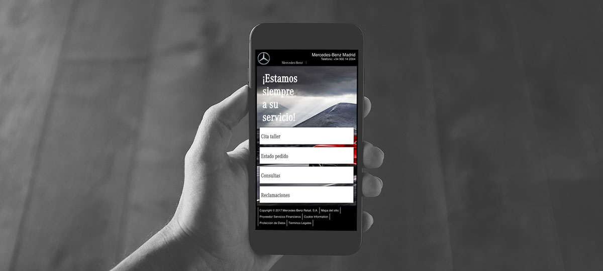 Mercedes-Benz Post Services